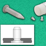 Image - Fasteners: Self-clinching pilot pins come in several variations