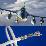 Image - Cabling: Gore Ethernet selected for F-16 upgrades