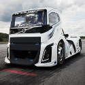 Image - Wheels: World's fastest truck is Volvo's Iron Knight
