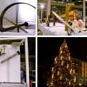 Image - Fun: World's largest Rube Goldberg machine lights up Christmas tree