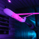 Image - Wings: <br>How special pink paint provides NASA with pressure pictures