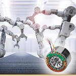 Image - High-torque-density frameless motors for robotics