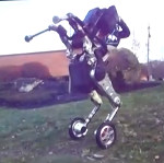 Image - Mike Likes: <br>Can you Handle the latest 'nightmare' robot from Boston Dynamics?