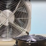 Image - Lowest-cost louvered filter fan kit in the industry