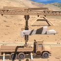 Image - DARPA mechanical arm catches, launches heavy-duty drones