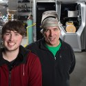 Image - Next Big Thing: <br>Father-son team create liquid metal 3D-printing system