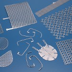 Image - Photo-etched thin titanium components