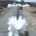 Image - One-of-a-kind 'cannon tube' SCat gun used to improve munition design fires 1,000th shot