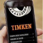 Image - Timken smartphone app for bearings and power transmission products