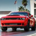 Image - Wheels: <br>2018 Dodge Challenger SRT Demon comes wheelie-ready