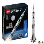 Image - Fun! LEGO launches NASA Apollo Saturn V set