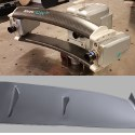 Image - 3D scanning run-through: Airfoil scan job used as example by Exact Metrology