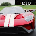 Image - Wheels: <br>It's all about change -- Ford GT supercar's digital display is dashboard of tomorrow