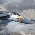 Image - Air spray: The comeback of stunning military aircraft paint jobs