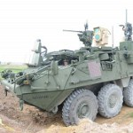 Image - Army vehicle-mounted laser shoots drones from sky