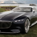 Image - Wheels: <br>Mercedes brings yacht style to the Maybach 6 Cabriolet concept