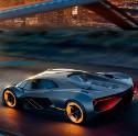 Image - Wheels: Lamborghini gives sneak peek of its electric hypercar concept