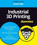 Image - Industrial 3D Printing for Dummies book
