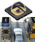 Image - Top Product: Infrared LED optimizes license plate recognition and more