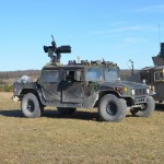 Image - Army's 'Wingman' program developing armed robo Humvees and other vehicles