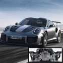 Image - Porsche flat engine tradition: 911 GT2 RS is the fastest Porsche 911 of all time