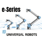 Image - New UR e-Series cobots feature unique sensing, safety, and precision tools