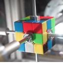 Image - 0.38 sec: Fastest Rubik's Cube-solving robot uses 6 Kollmorgen ServoDisc motors