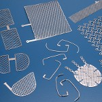 Image - Photo etching thin titanium components