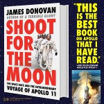 Image - Recommended Reading: 'Shoot for the Moon -- The Space Race and the Extraordinary Voyage of Apollo 11' by James Donovan