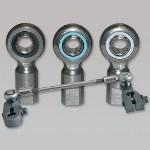 Image - Real-World Application: <br>Actuator linkage for diverter valve in hybrid vehicles