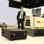 Image - Largest autonomous mobile robot can lift 1 metric ton