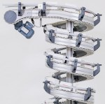 Image - Compact spiral elevator opens up conveying possibilities