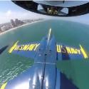 Image - Fly along in Blue Angels cockpit!