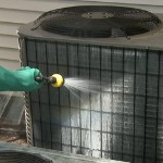 Image - HVACR Tech Tip: How to properly clean a condenser coil