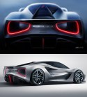 Image - Hole-y moly! Lotus all-electric hypercar features giant Venturi tunnels
