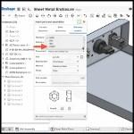 Image - Onshape includes PennEngineering PEM hardware