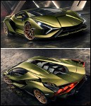 Image - First hybrid Lamborghini is fastest car ever for brand, uses supercapacitor for boost to 819 hp
