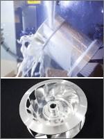 Image - Using CAD-CAM-CNC to produce aerospace parts