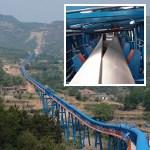Image - Wraparound conveyor runs for 5 miles