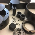Image - Sintered and CVD silicon carbide offers extreme hardness and wear resistance
