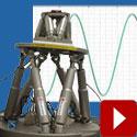 Image - Stabilizing Optics, Work Surfaces, Instruments with Gyroscopes / 6-DOF Hexapods