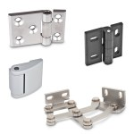 Image - Specialty hinges expand design possibilities for opening and closing