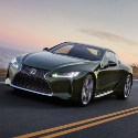 Image - Mean, green executive machine: Lexus LC 500 2020 Inspiration Series limited edition
