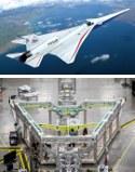 Image - Skunk Works begins assembling NASA supersonic plane