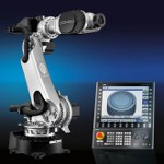 Image - CNC-integrated robot kinematics optimize control of all robotic machining and handling tasks