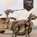 Image - Magic bullets: The future of artificial intelligence in weapon systems