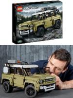Image - Fun: LEGO Technic Land Rover Defender