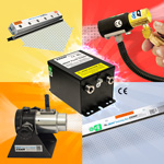 Image - Selectable voltage power supply for static eliminators