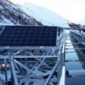 Image - Floating solar plant captures reflected snow light too