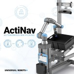 Image - World First: Universal Robots rolls out ActiNav, a super-smart cobot autonomous bin-picking kit